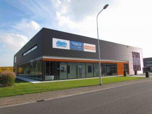 Samenwerking Baderie Dam en Herz Nederland