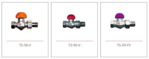 radiatorkranen inregelen