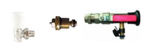 thermostatische radiatorkraan changefix